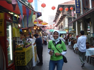 Liburan Singapore - Malaysia, Liburan Singapore – Malaysia versi 1, Jurnal Suzannita