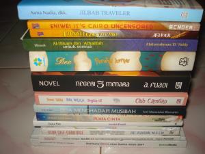 , Gila Buku, Kutu Buku atau Cinta Buku, Jurnal Suzannita
