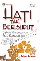 ", Review Tukar Buku ""Hati Tak Bersudut"", Jurnal Suzannita"