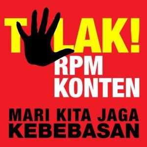 , Katakan Tidak Untuk RPM Konten Media, Jurnal Suzannita