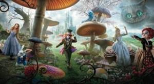 , Alice In Wonderland, Cerita Standar Berbalut Busana dan Make Up Keren, Jurnal Suzannita