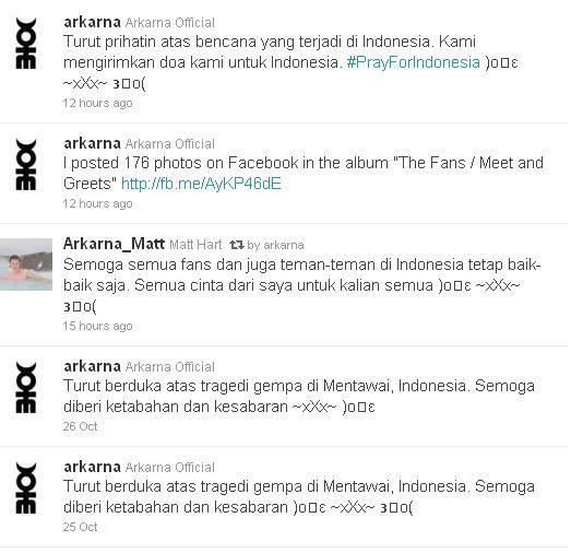 , Pray For Indonesia, Jurnal Suzannita