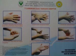, Hari Cuci Tangan Sedunia, Jurnal Suzannita