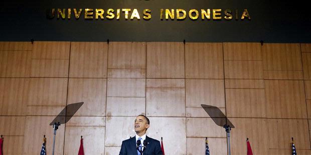 , Obama Datang dan Berlalu, Jurnal Suzannita