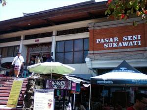 , Belanja Oleh-Oleh di Pasar Seni Sukawati, Jurnal Suzannita